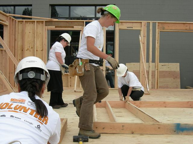 Do It Yourself: Habitat For Humanity